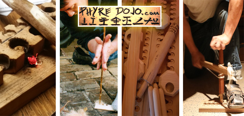 MASTERING YOUR BUSHCRAFT SKILLS (Through The Example Of Phryction PhyreKeeping) ~ Phyre Dojo In Japan